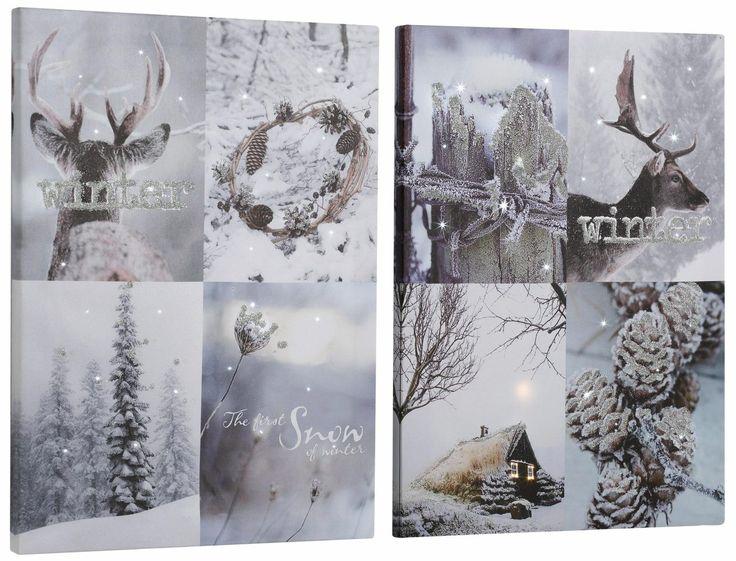 LED-Bilder grau, »Winterlandschaft«, Dreams Jetzt bestellen unter: https://moebel.ladendirekt.de/dekoration/bilder-und-rahmen/bilder/?uid=d8e2df15-94e9-561e-a8a7-a83787902c5d&utm_source=pinterest&utm_medium=pin&utm_campaign=boards #bilder #rahmen #ledbilder #dekoration