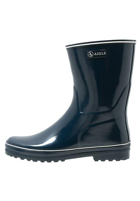 Chaussures Aigle VENISE - Bottes en caoutchouc - marine bleu foncé: 47,00 € chez Zalando (au 09/03/17). Livraison et retours gratuits et service client gratuit au 0800 915 207.