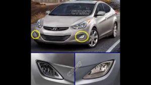 2010 Hyundai Elantra Light Bulbs