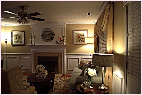Budget Living Room Overhaul