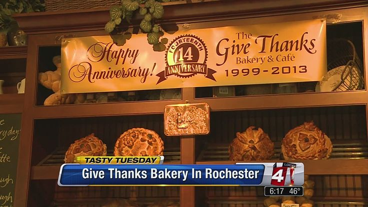 Tasty Tuesday: Give Thanks bakery in Rochester | News  - Home