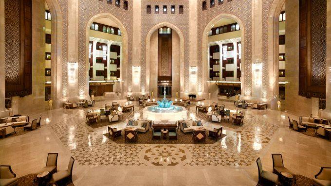 Incredible hotel lobbies around the world | Hotel Interior Designs