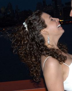 44 best images about naturally curly bridal hairstyles on for A la mode salon atlanta