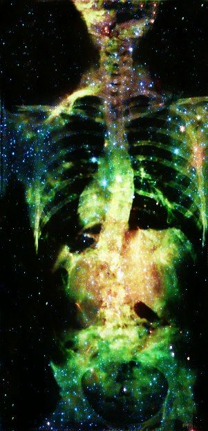 Is it more uncomfortable to believe that we are nothing more than the body or to believe that on some level there is no soul because we all are part of one source?