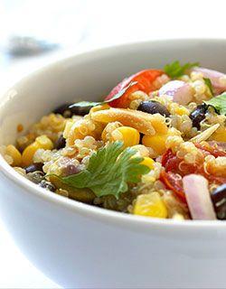 5 Deliciously Healthy Quinoa Recipes