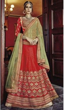 Circular Style Net Fabric Lehenga Choli in Red Color | FH520779017 #heenastyle, #designer, #lehengas, #choli, #collection, #women, #online, #wedding , #Bollywood, #stylish, #indian, #party, #ghagra, #casual, #sangeet, #mehendi, #navratri, #fashion, #boutique, #mode, #henna, #wedding, #fashion-week, #ceremony, #receptions, #ring , #dupatta , #chunni , @heenastyle , #Circular , #engagement