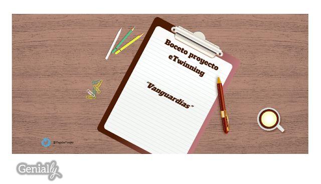 Acercando Aulas: Proyecto VANGUARDIAS - Competencias para la ciudad...