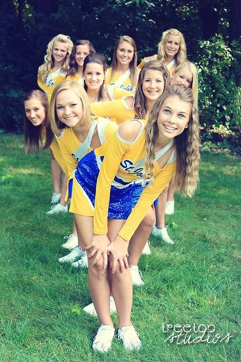 me and my cheer family :) i love this picture!
