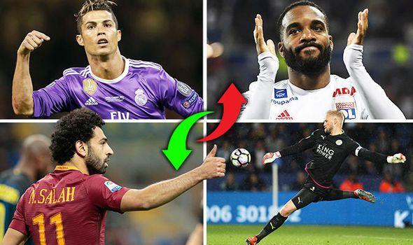 Transfer News LIVE: Cristiano Ronaldo to Man Utd twist; Arsenal, Chelsea, Liverpool latest - http://buzznews.co.uk/transfer-news-live-cristiano-ronaldo-to-man-utd-twist-arsenal-chelsea-liverpool-latest -