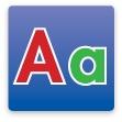letters en woordenschat op het digibord
