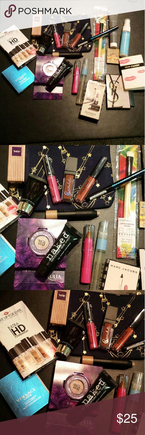 Ipsy makeup lot Ipsy/ Sephora Play! Makeup Lot Smashbox