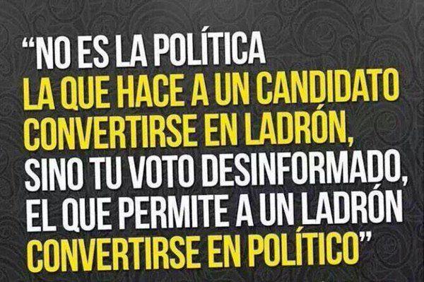 CNA: El Analfabeto Político es la Lacra de la Democracia. Los Medios, la Fábrica de Friki-Zombies pá su IDIOCRACIA GLOBAL