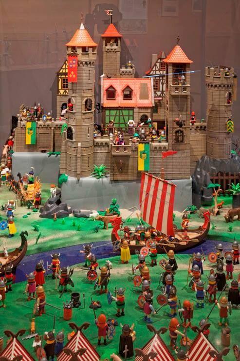 889, les Vikings assiègent Saint-Lô