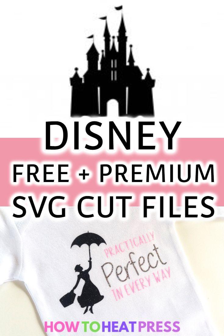 Disney Svg Files Free Premium Disney Svgs For Cricut In 2020 Cricut Svg Files Free Cricut Free Cricut Projects Vinyl