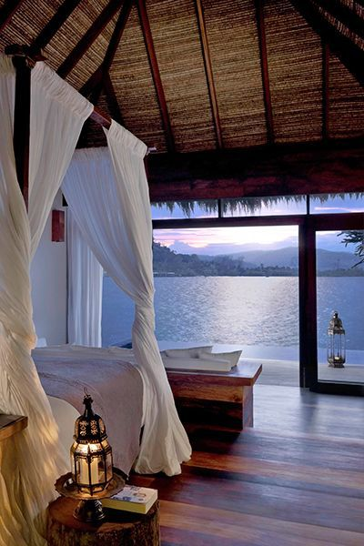 Song Saa Private Island in Cambodia is a #Fodors100 winner in the Trip of a Lifetime category. It was created with sustainability in mind.
