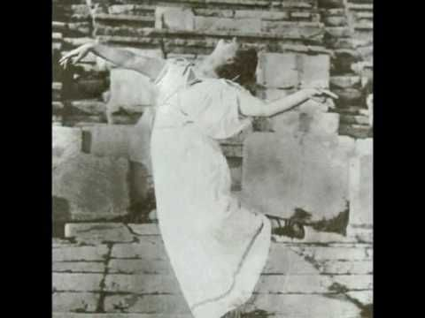 you tube Isadora Duncan