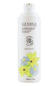 Liz Earle's Cleanse & Polish limited-edition Orange Flower and Chamomile...LUSH!