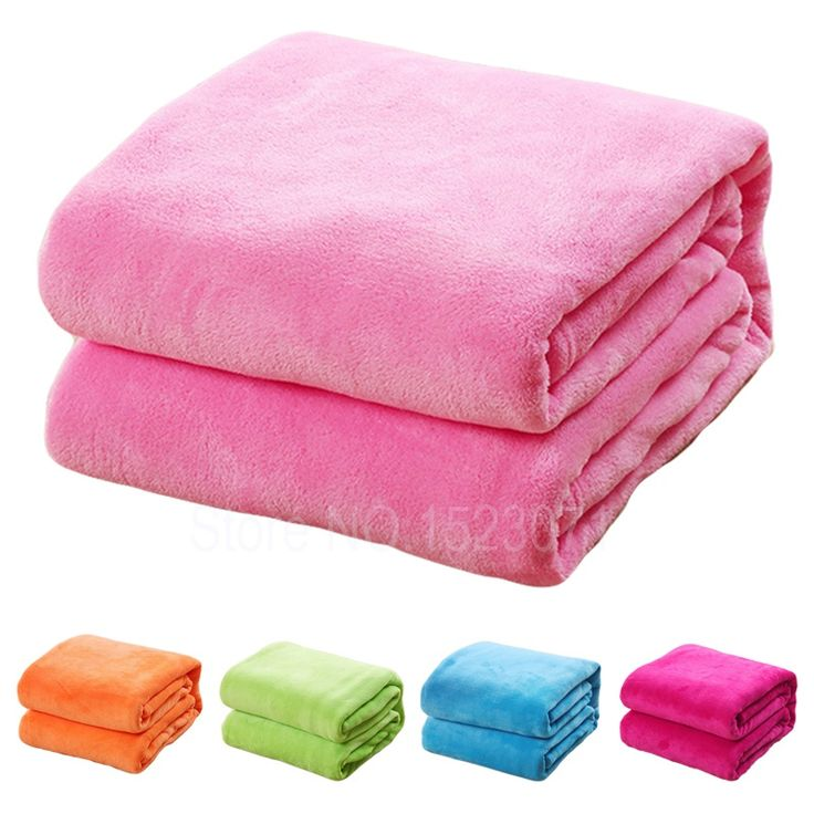 Купить Сплошной цвет фланелевые ткани одеяло из микрофибры полный близнец королева домашнего / диван / winte / путешествия одеяло бросок для постельное бельеи другие товары категории Одеялав магазине asia bedding mallнаAliExpress. на тканевой и ткань одеяло шерсти