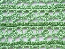 Free chart patterns for lots and lots of crochet stitches (from openwork/lace to simple textured) and motifs like butterflies and flowers.