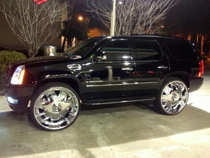17 Best Images About 30 Inch Rims Or Better On Pinterest