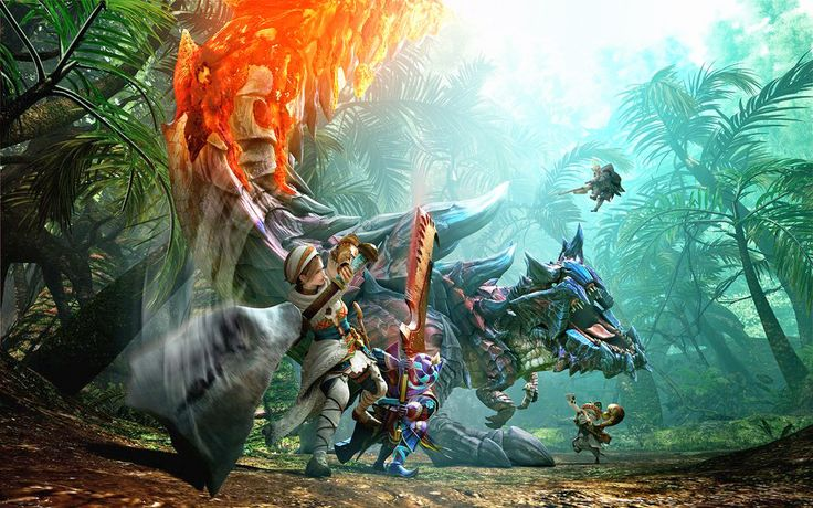 'Monster Hunter Generations' hits 3DS in the summer