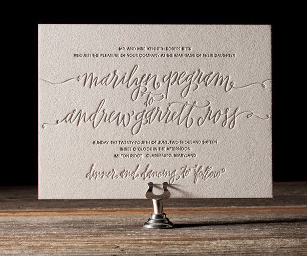 Good Font Combinations For Wedding Invitations: Bella Figura's Dazzling 2013 Collection