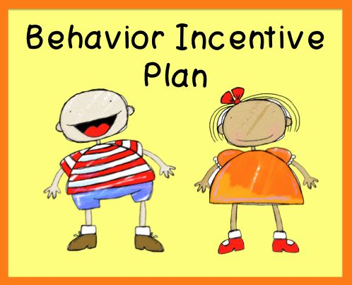 Behavior Incentive plan plus FREE printable