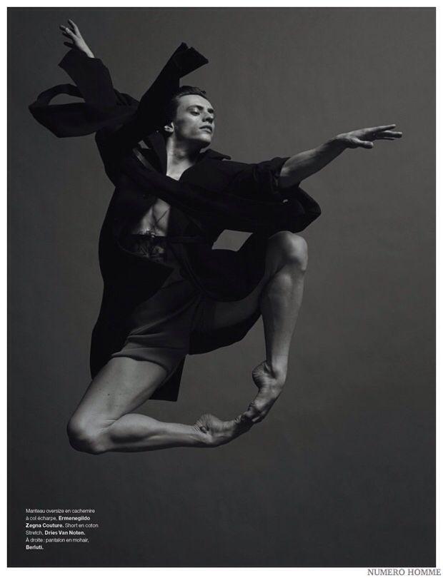 Sergei Polunin Amazing spiritual dancer ~ beauty captured in 'Take me to the Church'