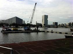 Amsterdam Oostelijk havengebied