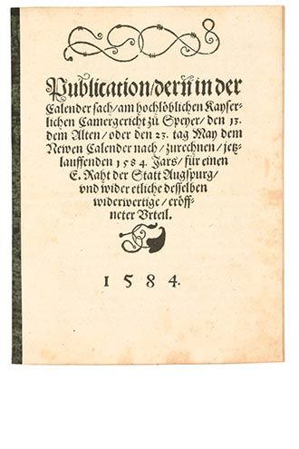 Les horloges en fer forgé et la querelle de calendrier- Deutsches Uhrenmuseum