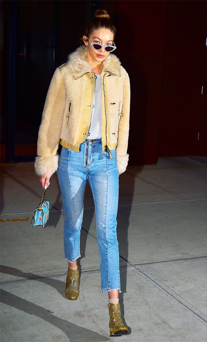 A Definitive A-List Guide to 2017's Must-Have Celebrity Jeans via @WhoWhatWearUK