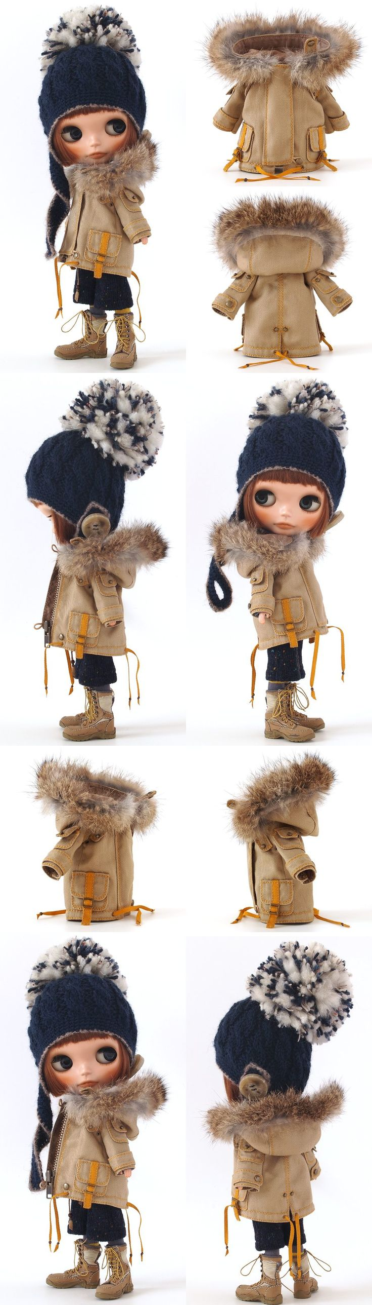 ** Blythe outfit ** Lucalily 350** : mahounote.
