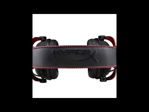 Headset Gaming For PC EasySMX With Mic HyperX Cloud II