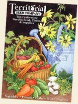 Oregonian list of garden catalogs