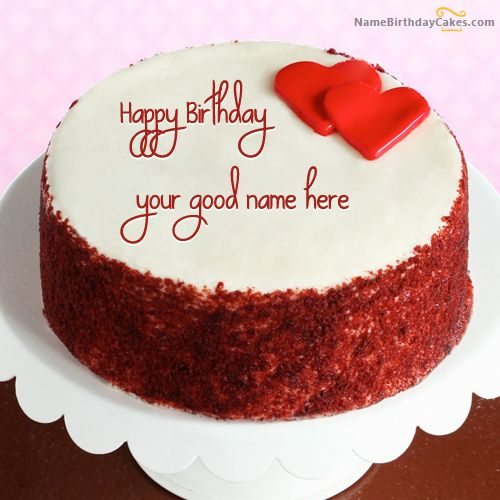 407 best nice pop cakes images on pinterest pop nice and cakes write name on happy birthday cake negle Choice Image