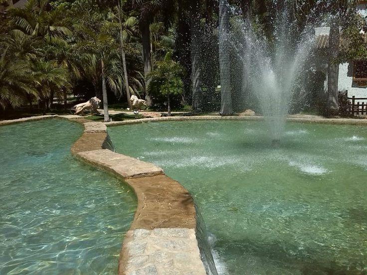 Torremolinos-Botanical garden