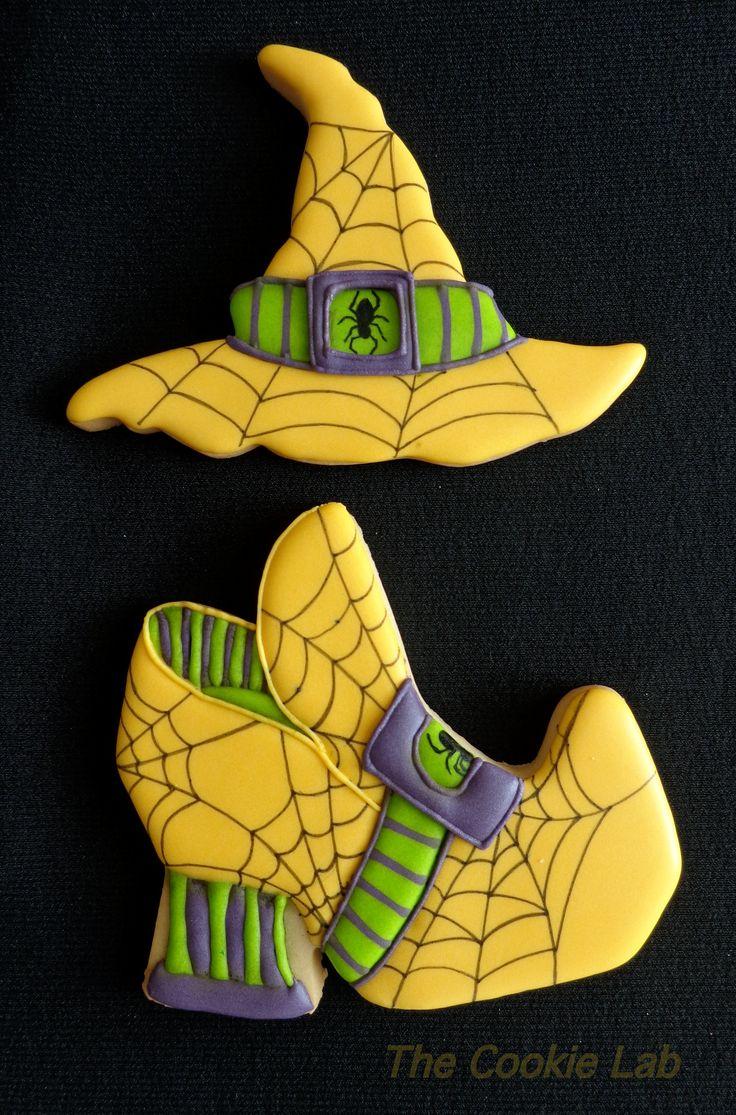 """Fashionable"" Halloween 2015! The Cookie Lab-Bolachas Decoradas Artesanais by Marta Torres"