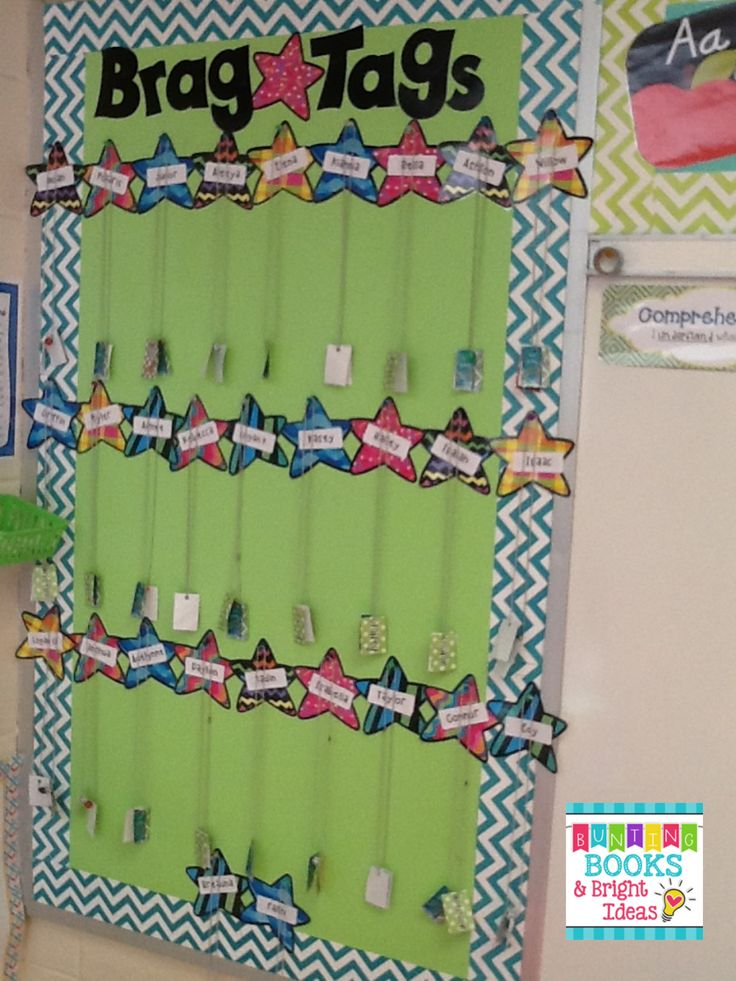 *Bunting, Books, and Bright Ideas*: Celebrating Students with Printable Brag Tags {Freebie Alert!}