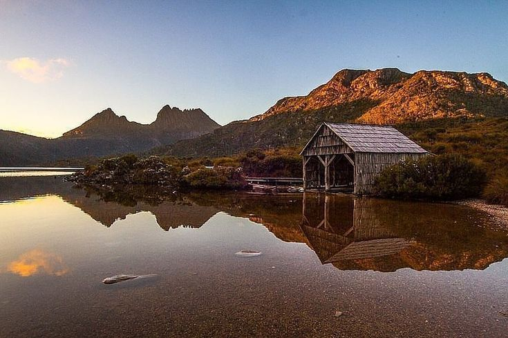 """6,662 Likes, 34 Comments - Discover Tasmania (@tasmania) on Instagram: """"Time to set off on a day of exploring around Cradle Mountain with @jan.mcneill57. The walking…"""""""