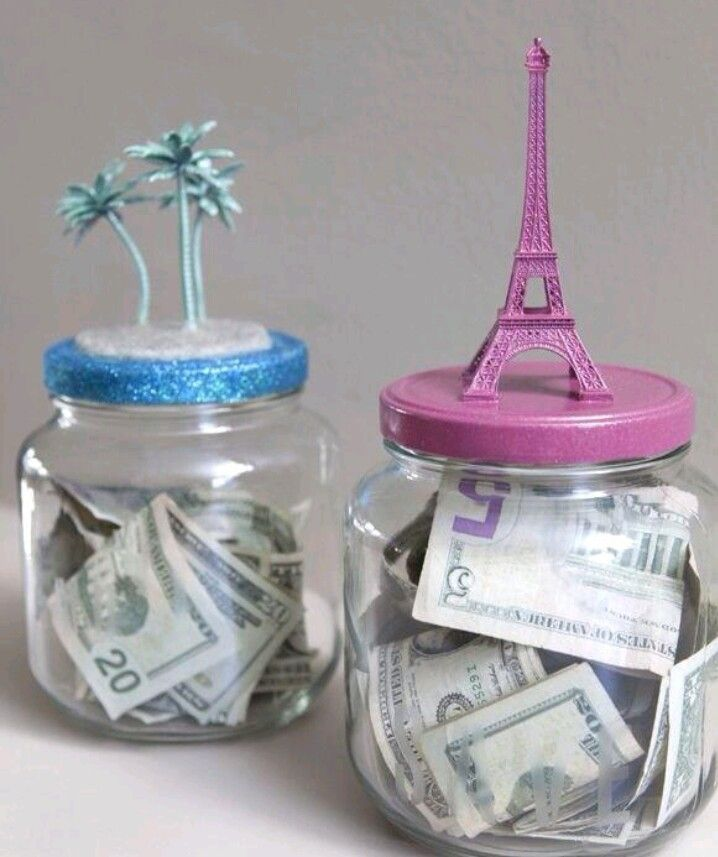 Have guest put money in a jar for your honey moon and where they think you should go.