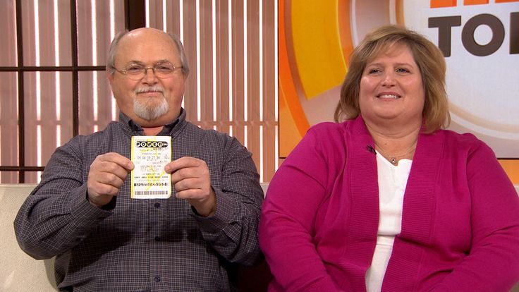 John and Lisa Robinson bought four tickets at Naifeh's Food Mart, a grocery store one block from their home in Munford, Tennessee,