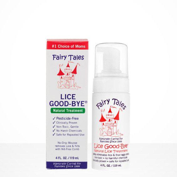 Fairy Tales Lice Good-Bye®