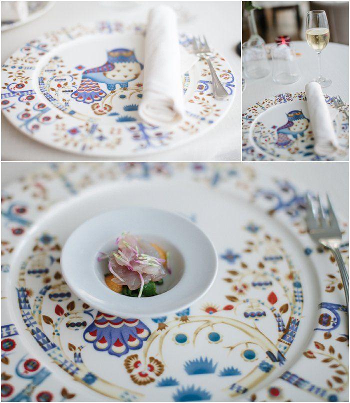 Iittala Taika tableware.