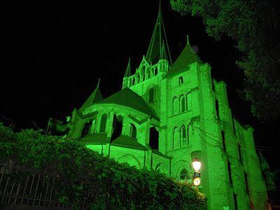 PHOTOS DE LAUSANNE: Catedral de Lausana .