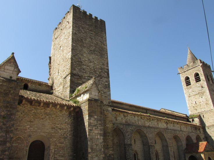 Cathedrale De St Pons in St Pons Des Thomières, France