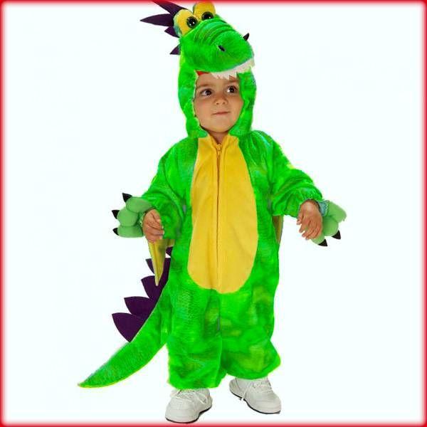 Disfraz Dragón Piel de Sol Infantil