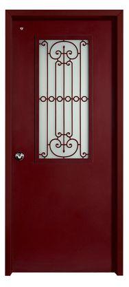 דלת פלדלת מדגם IDS 6700 - רב בריח