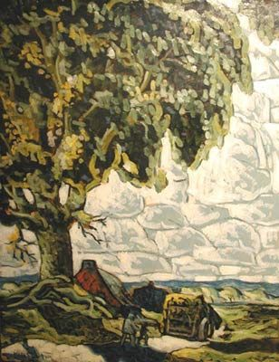 Sainte-Rose (c.1930/32) - Marc-Aurèle Fortin