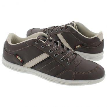 [Ricardo Eletro] Sapatênis Action Shoes Sintético Marrom R$ 19,90 + fretinho