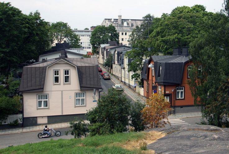 Helsinki, Vallila. Finland